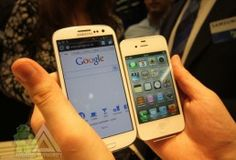 Samsung Galaxy S3 VS The Apple iPhone 4S Review