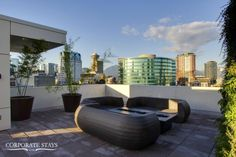 The Alto Apartment features two spacious bedrooms and an incredible view Furnished Apartment, Business Travel, Outdoor Furniture, Outdoor Decor, Storage Spaces, Apartments, Vancouver, Bedrooms, The Incredibles
