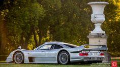 1998 Mercedes-Benz CLK GTR LM