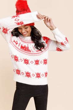 Francesca's Clothing, Panama Hat, Pullover Sweaters, Ivory, Clothes, Products, Fashion, Joy, Outfits