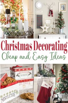Youngsters Area Home Furnishings Love Cheap Christmas Decorating Ideas? Here Are Some Easy And Cheap Ways To Decorate Your Home For Christmas The Look Really Chic