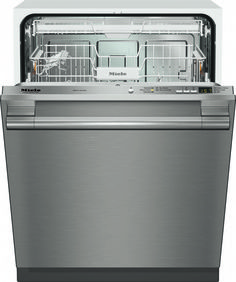 Miele G4975SC Fully Integrated Dishwasher with 16 Place Setting Capacity, 5 Wash…