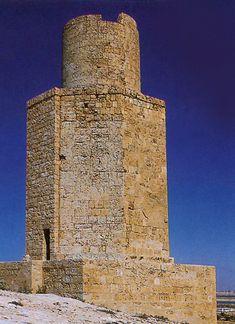 """El""""faro"""" de Abusir, en Egipto; toda una clase de geometría milenaria.   Matemolivares"""
