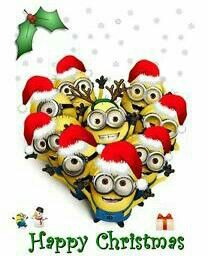 Funny Minions Christmas AM, Friday December 2015 PST) – 10 pics Merry Christmas Minions, Christmas Quotes, Christmas Pictures, Merry Xmas, Christmas Humor, Christmas Time, Amor Minions, Cute Minions, My Minion