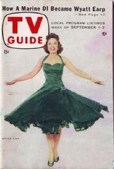 Rough instructions from a 1956 TV Guide on how to make a super-fluffy petticoat