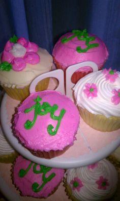 Catch the cupcake joy
