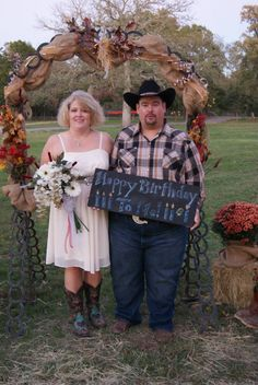 Hy Birthday To The Groom Lisa Maples Our Fat Redneck Wedding