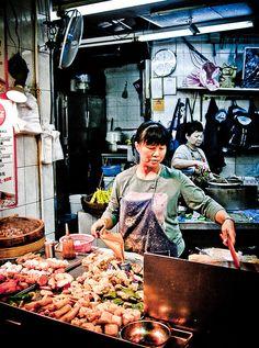 Street Kitchen, Kowloon, Hong Kong