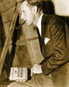 "Leslie Howard  ""Heaven help the master who is judged by his disciples."""