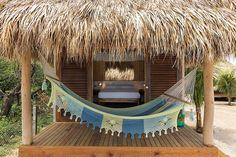Échale un vistazo a este increíble alojamiento de Airbnb: SUYO, Beach Cabaña #1, Playa Popoyo en Tola