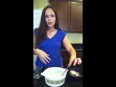 Liquid dish soap recipe with video tutorial