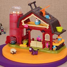 Baa-Baa-Barn | a toy from B. toys ($34.99)