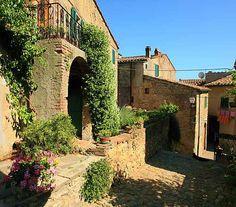 Montescudaio, Toscana, Italy