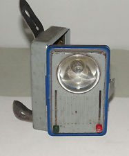 Taschenlampe Varta 686 graublau 70-er Jahre Flashlight