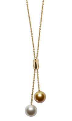 Jewelmer Les Classiques Lariat Necklace $3,275.00