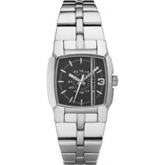 Diesel Women's Watch DZ5229 Diesel. $113.00. 36mm Case Diameter. Mineral Crystal. 50 Meters / 165 Feet / 5 ATM Water Resistant. Analog Quartz Movement