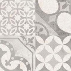 Vintage encaustic style pattern tiles £20.40M2 suitable for floors & walls | eBay