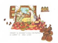 Dora Dicara  illustrazioni