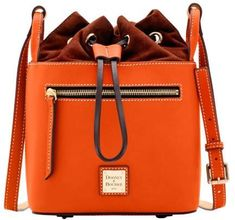 Dooney & Bourke Beacon Drawstring Crossbody Shoulder Bag