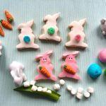 Bunte Osterplätzchen! Идеи для декорации печенья для Пасхи! #ostern #cookies #kids #пасха #дети Bunt, Sugar, Cookies, Desserts, Food, Easter, Dekoration, Ideas, Crack Crackers