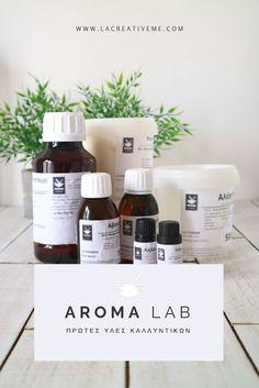 Aroma Lab | Πρώτες Ύλες Καλλυντικών   #naturalbeauty #skincare #καλλυντικά #beauty Place Cards, Greek, Place Card Holders, Blog, Blogging