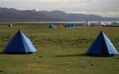 Tibet Travel: Camping at Namtso Lake Day 7