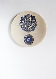 Wall Art Ceramic wall ceramic plate wall plate with by ceralonata