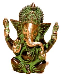 Ganesh is the beloved lord of success and destroyer of evils and obstacles. He is also worshipped as the god of education, knowledge, wisdom and wealth.