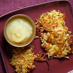 Here's what we're craving: Oven-Baked Potato Pancakes   http://www.health.com/health/recipe/0,,50400000124814,00.html#