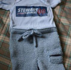 Erkek çocuklar için örgü pantolonlar - Örgü Modelleri
