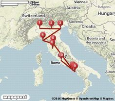 How to Spend 2 Weeks in Italy Sample Itinerary (with Photos & Map) - Touropia