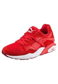 #Puma #BLAZE #Sneaker #low #high #risk #red f�r #