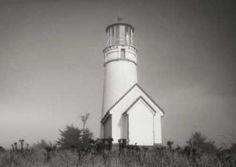Misty Lighthouse IV