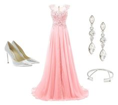 """""""Evening out"""" by chaitally-nagpal-bhutani on Polyvore featuring Jimmy Choo and Givenchy"""