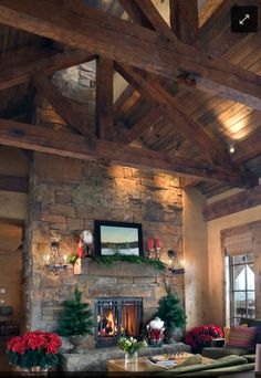 Love these beams!