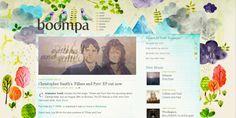 Boompa beautiful background