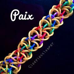 Paix Bracelet