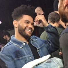 his smile is literally my favourite || #TheWeeknd