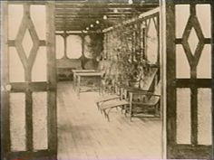 Class Stateroom Private Promenade, 1 of 2 genuine views of one of the two Titanic's Parlor Suite Promenades Rms Titanic, Titanic History, Titanic Ship, Titanic Movie, Belfast, Titanic Artifacts, Photos Rares, Liverpool, Interesting History