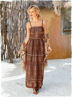Love a sundress on a warm summer evening! <3