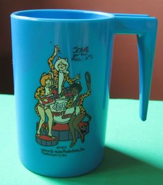 1971 Josie And The Pussycats cup