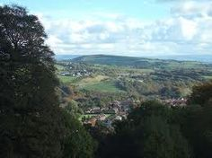 Rossendale valley Lancashire
