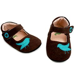 Livie and Luca Soft Sole Leather Baby Shoes - Pio Pio Brown Suede #BOBG