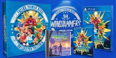 WindJammers LE