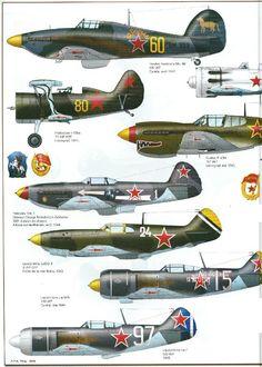 ソビエト戦闘機