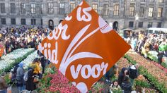 National Tulip Day 21 January 2017 - Amsterdam