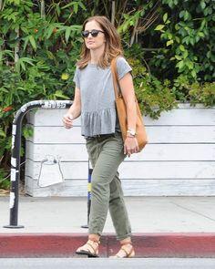 Minka Kelly Runs Errands in Los Angeles