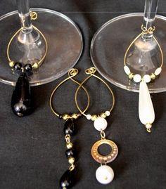 Repurposed jewelry charms