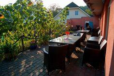 Terrasse zum Entspannen