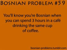 Bosnian Problems. Hahaaha
